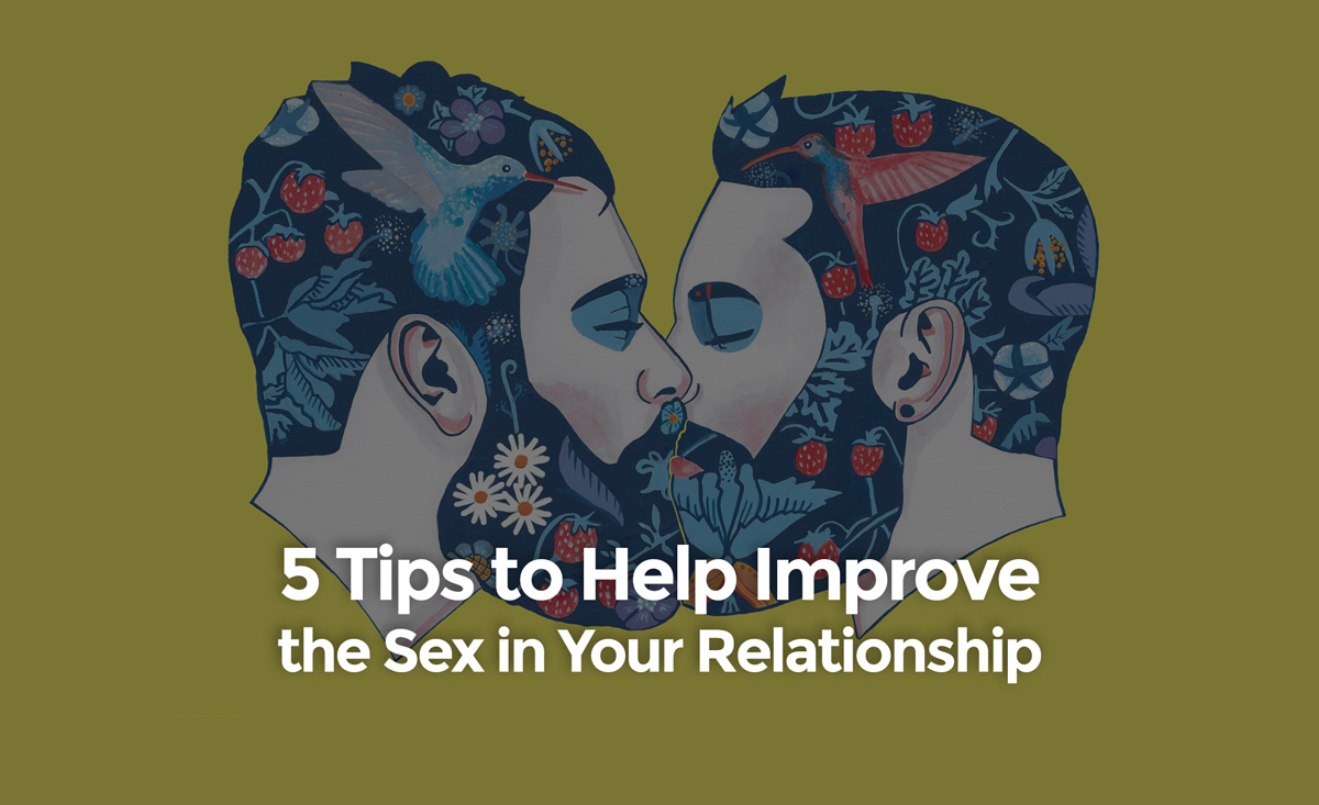 How to turn sex into art: 5 tips